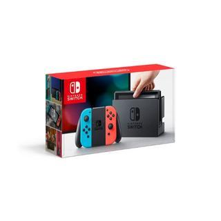 ニンテンドウ(任天堂)の【新品未開封】Nintendo Switch 10台【印なし】(家庭用ゲーム本体)