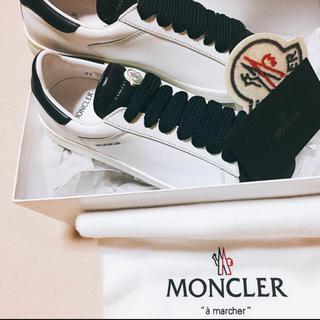 モンクレール(MONCLER)のMONCLER SHOES(スニーカー)