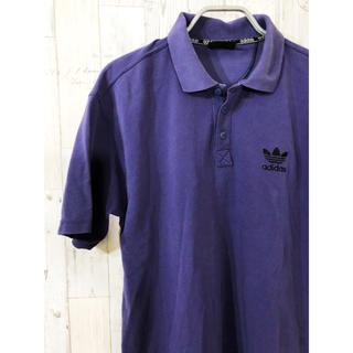 アディダス(adidas)のadidas originals ポロシャツ 三つ葉 アディダス オリジナルス(Tシャツ/カットソー(半袖/袖なし))