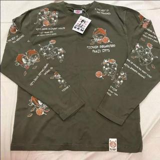 チキリヤ(CHIKIRIYA)の【新品】爆裂爛漫娘 Tシャツ(Tシャツ/カットソー(七分/長袖))