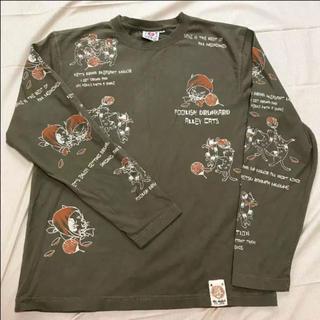 チキリヤ(CHIKIRIYA)の爆裂爛漫娘 Tシャツ 長袖(Tシャツ(長袖/七分))