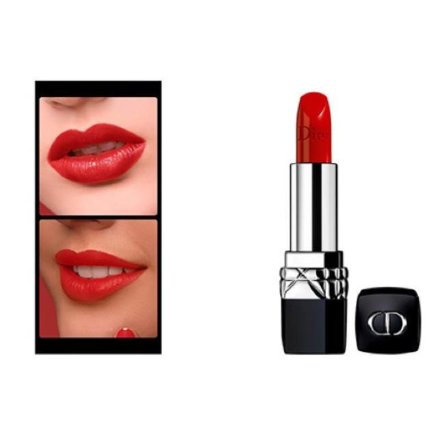 pretty nice 9e762 45025 【Dior】限定 ✩︎⡱ 赤リップ ✩︎⡱ 999 番 ✩︎⡱   フリマアプリ ラクマ