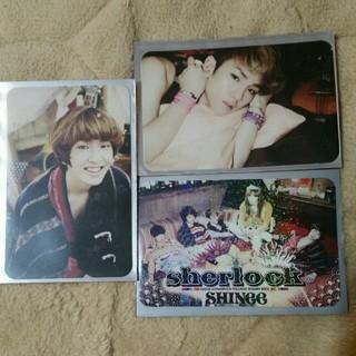 シャイニー(SHINee)のSHINee SHERLOCK オニュ&キートレカ セット(K-POP/アジア)