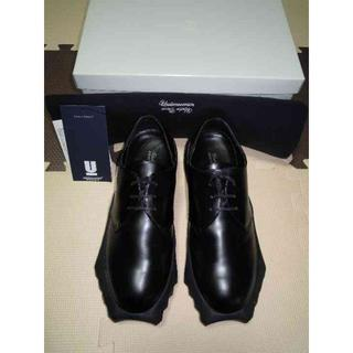 アンダーカバー(UNDERCOVER)のMICHAEL.com様6/20取置中_超美品☆UNDERCOVER 革靴 黒M(ドレス/ビジネス)