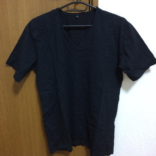 ムジルシリョウヒン(MUJI (無印良品))の無印良品 Vネック半袖Tシャツ(Tシャツ/カットソー(半袖/袖なし))