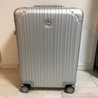 新品未使用 メルセデスベンツ スーツケース(トラベルバッグ/スーツケース)