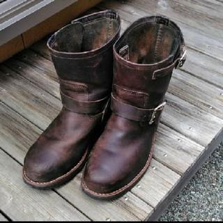 ホーキンス(HAWKINS)のHawKins ホーキンス ブーツ エンジニアブーツ 24.5 US6(ブーツ)