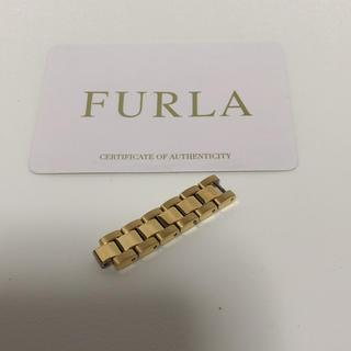 フルラ(Furla)のFURLA  腕時計のベルト ゴールド(腕時計)
