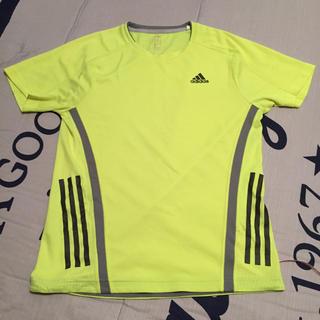 アディダス(adidas)のアディダス ランニング トレーニング シャツ(トレーニング用品)