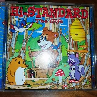 ハイスタンダード(HIGH!STANDARD)の♣︎美品♣︎Hi-STANDARD the gift(ポップス/ロック(邦楽))