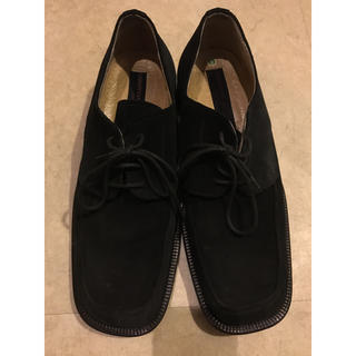 クリスチャンオジャール  スエード靴
