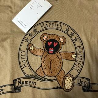 ヌメロウーノ(NUMERO UNO)のnumero uno 新品 Tシャツ 定価8190(Tシャツ/カットソー(半袖/袖なし))