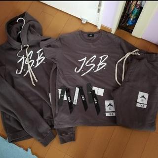 サンダイメジェイソウルブラザーズ(三代目 J Soul Brothers)の大幅値下げ☆JSB正規 初期旧ロゴ(ミュージシャン)