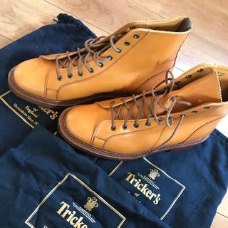 トリッカーズ(Trickers)のトリッカーズ Tricker's モンキーブーツ 英国購入 ほぼ新品 (ブーツ)