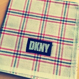 ダナキャランニューヨーク(DKNY)のDKNY men'sハンカチ(ハンカチ/ポケットチーフ)