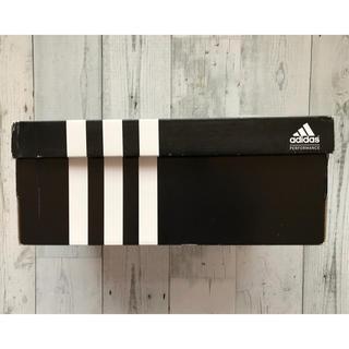 アディダス(adidas)のadidas 空箱 ブラック(その他)