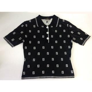 フェンディ(FENDI)のFENDI フェンディ ポロシャツ レディース(ポロシャツ)