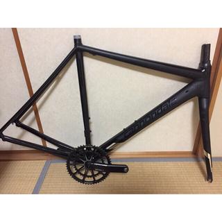 キャノンデール(Cannondale)のcaad12 blackink (6/3までの期間限定特価)(自転車本体)
