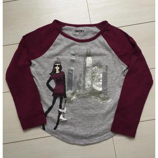 DKNY ロングTシャツ