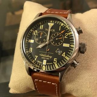 タイメックス(TIMEX)のタイメックス レッドウィングレザー(腕時計(アナログ))