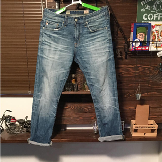 AG jeans スリムストレート