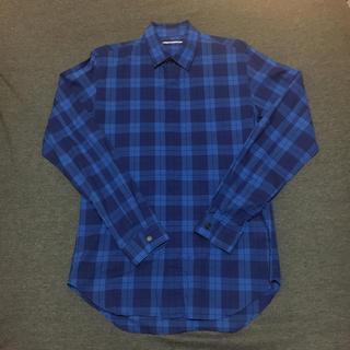 ジョンローレンスサリバン(JOHN LAWRENCE SULLIVAN)のJOHN LAWRENCE SULLIVAN チェックシャツ(シャツ)