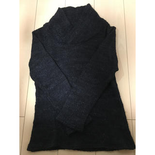 シュリセル(SCHLUSSEL)のシュリセル セーター ブラック(ニット/セーター)
