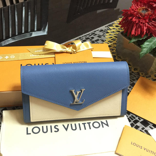 d830e974a84f LOUIS VUITTON(ルイヴィトン)の2018新作 ルイヴィトン ポルトフォイユ・マイロックミー