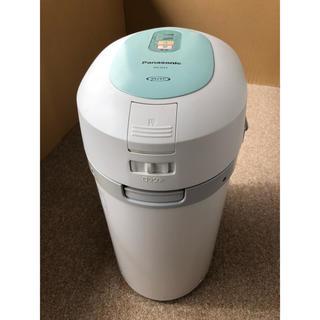 パナソニック(Panasonic)の家庭用生ごみ処理機 パナソニック MS-N23-G(生ごみ処理機)