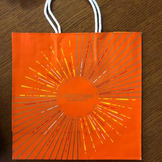 ロクシタン(L'OCCITANE)のロクシタン 紙袋 ショッパー(ショップ袋)