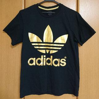 アディダス(adidas)の《値下げしました》アディダス トレフォイル Tシャツ XS(レディースM)(その他)