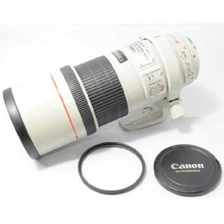 キヤノン(Canon)のキャノン canon EF 300mm 1:4L IS ウルトラソニック EFマ(レンズ(ズーム))