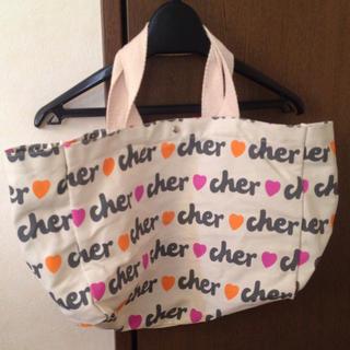シェル(Cher)のcherトートバッグ(トートバッグ)