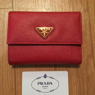 プラダ(PRADA)のプラダ  がま口 財布 超美品(財布)