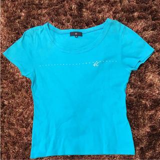 ヨンドシー(4℃)の4℃のTシャツ(Tシャツ(半袖/袖なし))