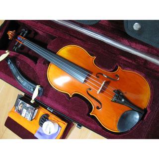 スズキ(スズキ)の【極上品】スズキバイオリン No.540 4/4 1991年 付属品セット(ヴァイオリン)
