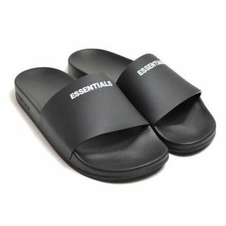 フィアオブゴッド(FEAR OF GOD)のFEAR OF GOD essentials slide sandals(サンダル)