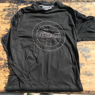 ヴェルサーチ(VERSACE)のVersace トップス(Tシャツ/カットソー(七分/長袖))