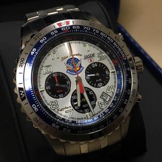 ケンテックス(KENTEX)のKentex S683M-03 ケンテックス ブルーインパルス 腕時計 中古美品(腕時計(アナログ))