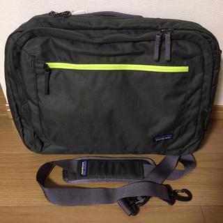 パタゴニア(patagonia)の【かちゅたんだよ様専用】patagonia Shoulder Bag(トラベルバッグ/スーツケース)