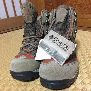 コロンビア(Columbia)のhuri様専用 コロンビア Columbia トレッキングシューズ 23.5cm(登山用品)