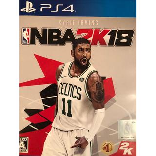 プレイステーション4(PlayStation4)のps4 【NBA2K18】(家庭用ゲームソフト)