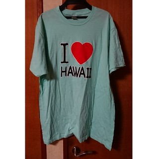I♥️HAWAII Tシャツ(Tシャツ(半袖/袖なし))