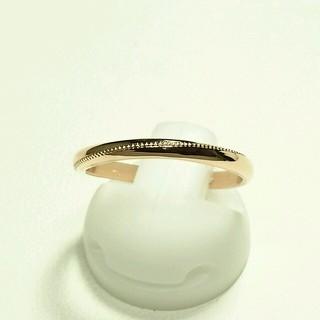 マル53K10PGリング(リング(指輪))