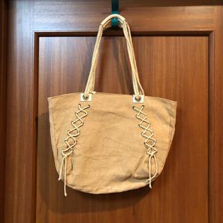 新品  クーカイのボヘミアン風大バッグ