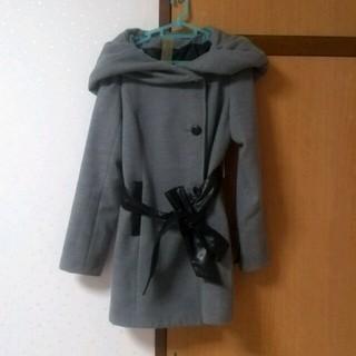 レディメイド(LADY MADE)のLADY MADE ボリューム衿コート(トレンチコート)