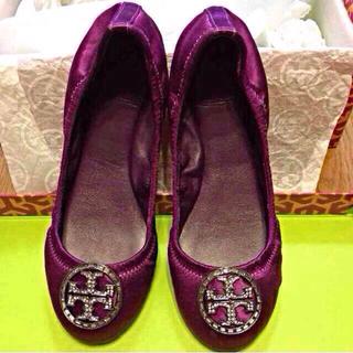 トリーバーチ(Tory Burch)の美品♡トリーバーチ シューズ(ローファー/革靴)