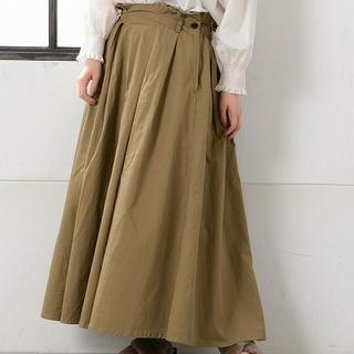 ピュアルセシン(pual ce cin)のピュアルセシン ロングスカート(ひざ丈スカート)