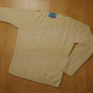 プラダ(PRADA)のDRADA プラダ カシミア100%  40サイズセーター(ニット/セーター)