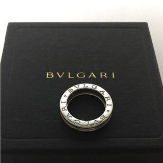 ブルガリ(BVLGARI)のブルガリ リング 指輪 ビーゼロワン ホワイトゴールド(リング(指輪))